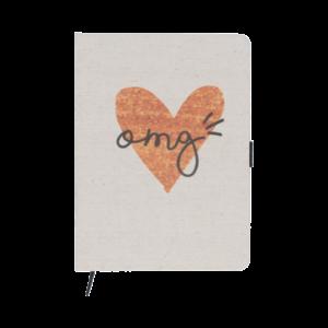 Cuaderno Omg TZL