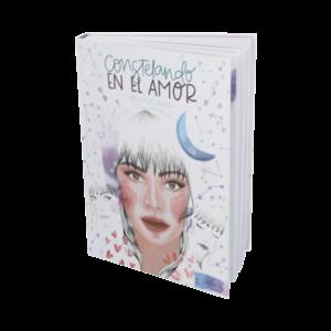 Libro Constelando en el amor Majo Vargas